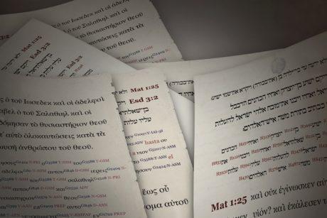 Escribir Hebreo