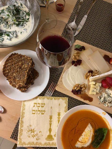 Shabat en Hebreo